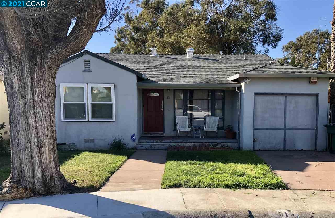 Fixer Upper - AS IS sale.  Great Opportunity to fix up and make it your own. Needs TLC and Updates. Investors, Flippers, Handyman Special. 3 Bedroom, 1 Bath, Large Kitchen with Dining Area. Indoor Laundry with washer & dryer.  1 Car Garage.  Hardwood floors. Partial Basement.