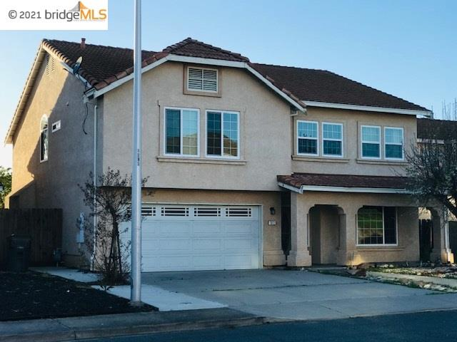 Spacious 6 bedroom home close to Bart, Freeway and shopping. This two story model is ready for the right family to call it home. A little TLC and VOILA! No HOA dues is only part of the big attractions. Some furniture items are available for sale. Some disabled persons features in the house. Probate sale!