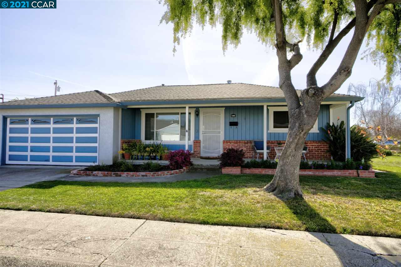 Property for sale at 1786 Via Carreta, San Lorenzo,  California 94580