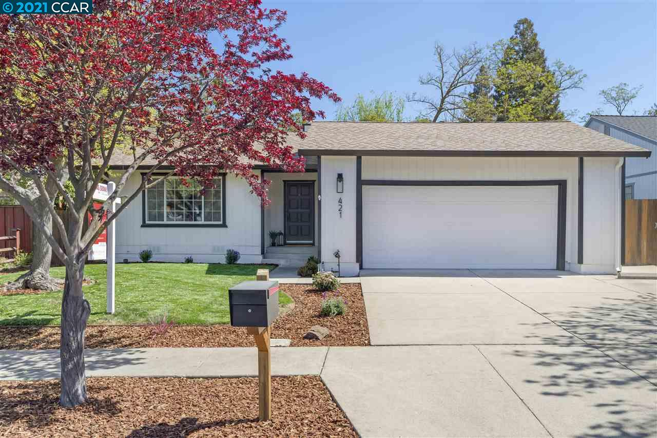 Property for sale at 421 Fig Tree Ln, Martinez,  California 94553