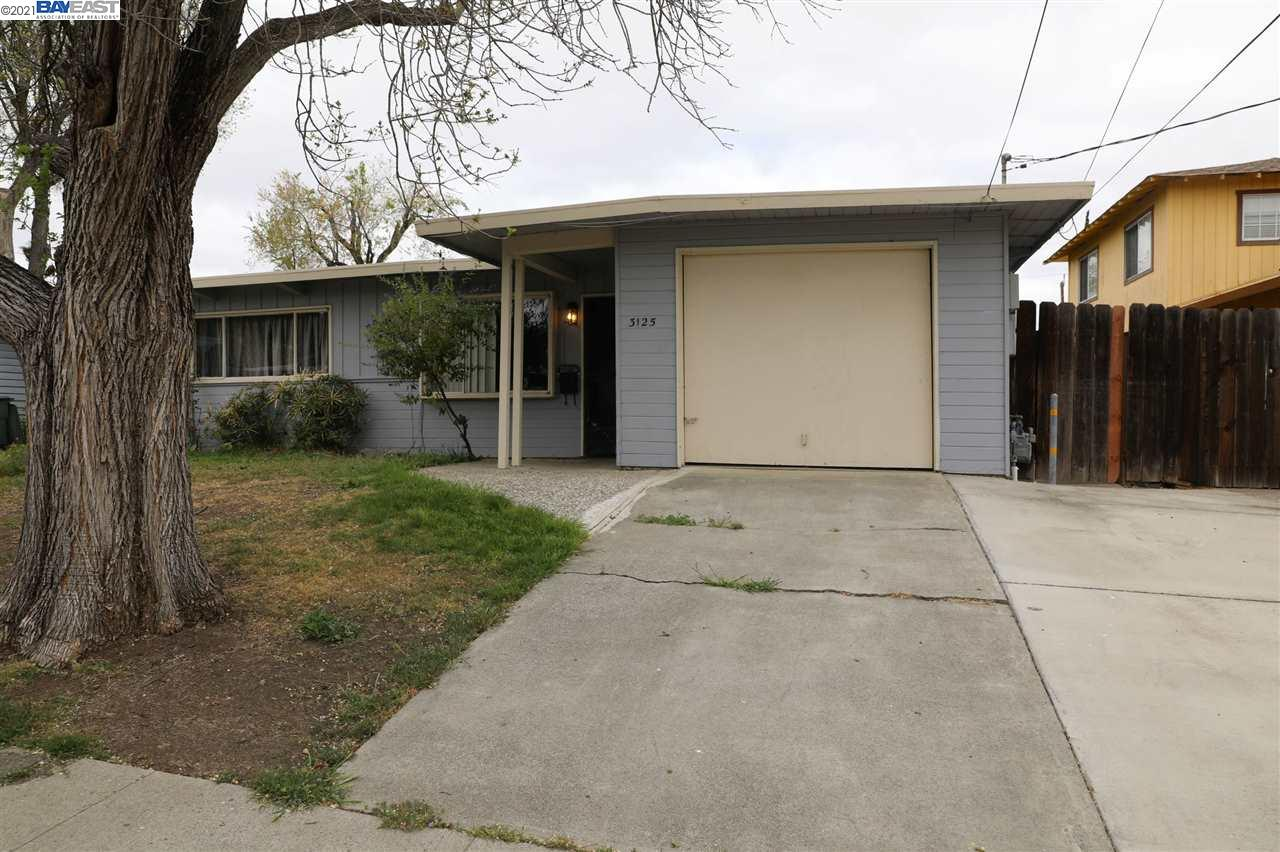 """Fixer upper! Bring your toolbelt and make your plans to rejuvenate this 3 bedroom, 1 bath home!  This diamond in the rough is in a convenient location close to shopping, downtown Pleasant Hill & Concord, minutes from BART & freeway!  Sold 'as-is"""" Cash ONLY please."""