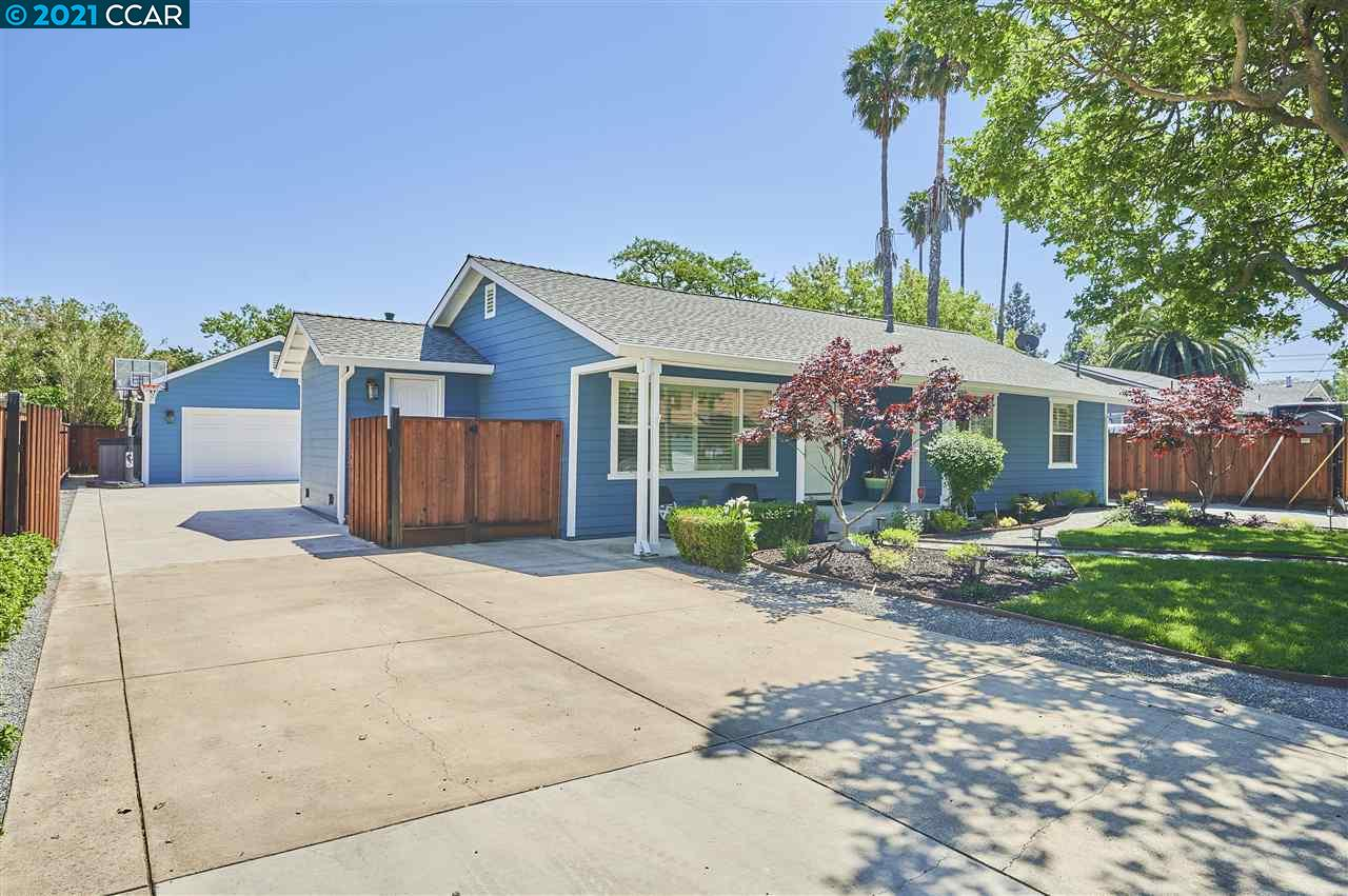 Property for sale at 1033 Pleasant Valley Dr, Pleasant Hill,  California 94523