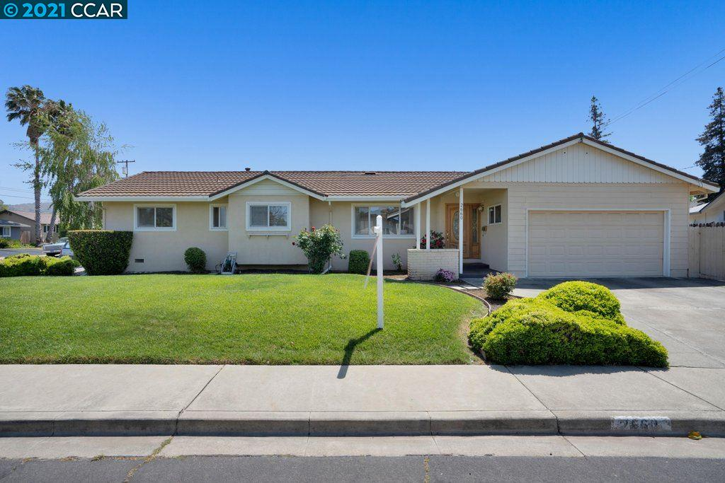 Property for sale at 2660 Ward Way, Concord,  California 94518