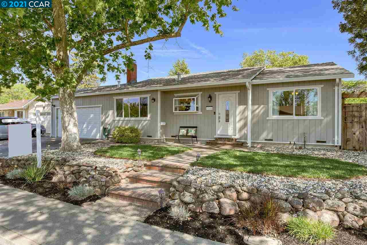 Property for sale at 1760 Woodcrest Dr, Concord,  California 94521