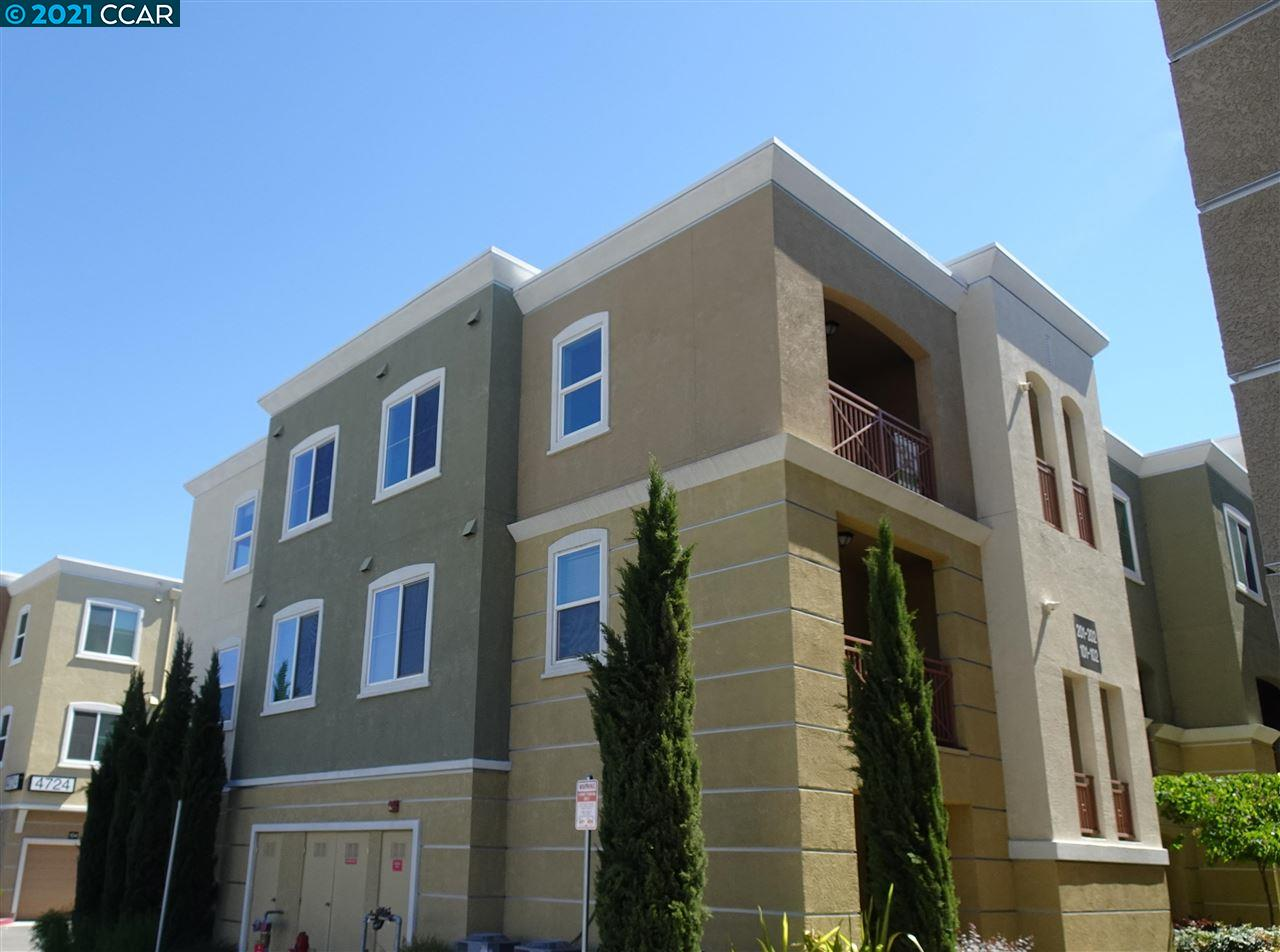 Wonderful/newer Condo, largest model on top floor in the Park Central community, located in Bishop Ranch of San Ramon.  This 3 bedroom, 2 bath home has beautiful laminate flooring, Quartz counter tops and stainless steel appliances. Being a corner unit, located on the end, there is lots of natural lighting from numerous side windows and open views. Large 2 car garage and separate storage closets.  Located next to Iron Horse Trail, close to Crow Canyon Commons shopping center with market, shops, dining, freeway access and San Ramon City Center.