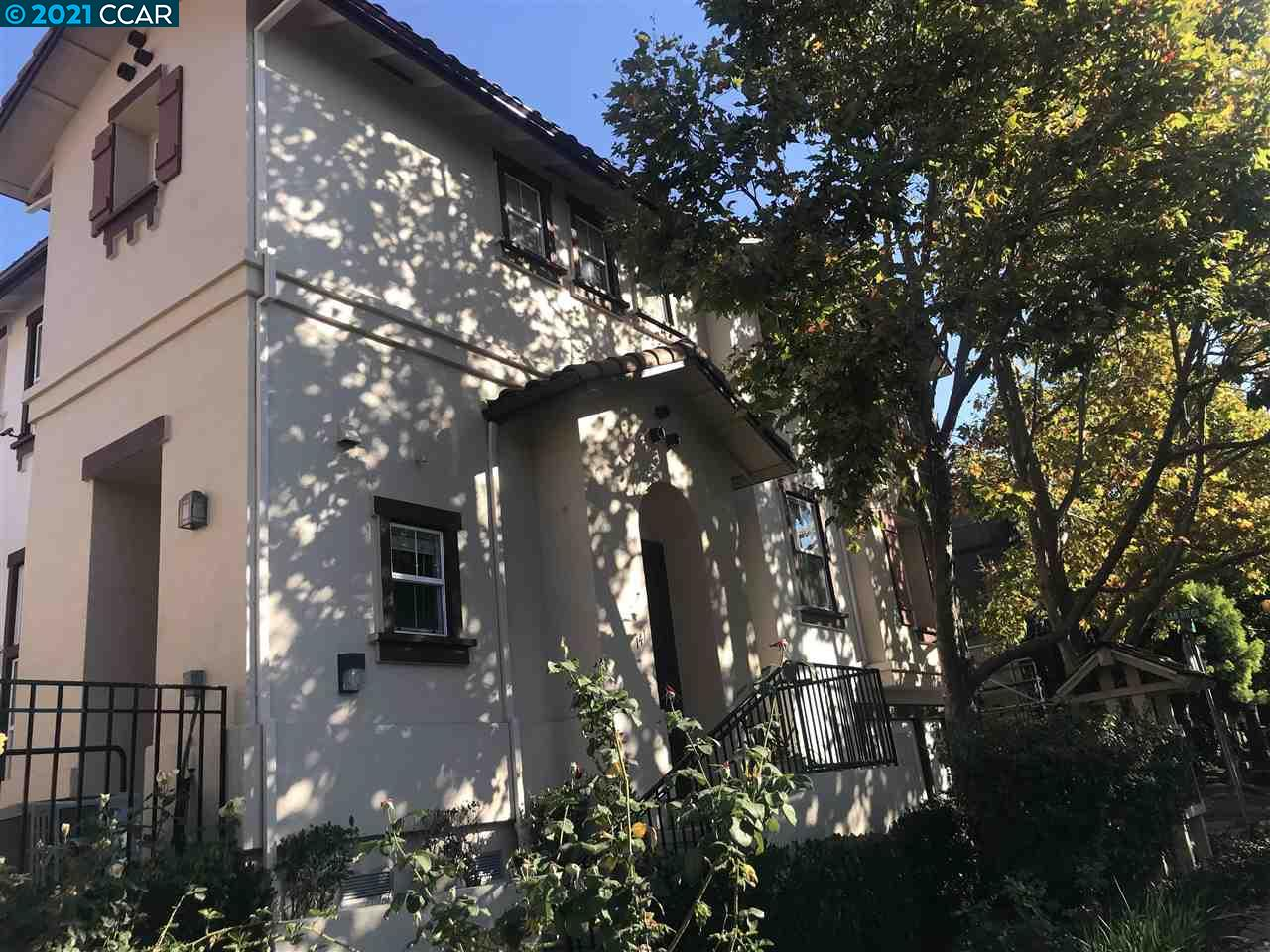 Absolutely beautiful tri level town house,3 bedrooms 2.5 bath and 2 car garage attached, in a gated community. All three bedrooms are located on the third floor, walking closet in master bedroom, washer and dryer  located in the laundry closet in upper level. Centrally located, close to freeways, shopping centers, movie theater, restaurants etc. Walking distance to Helms Middle School and Contra Costa Collage.