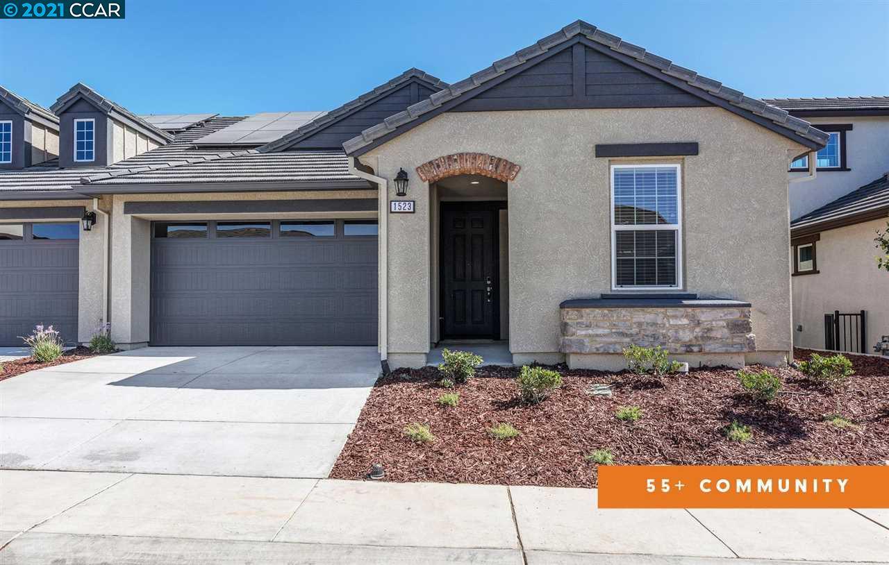 1523 Spumante Lane, BRENTWOOD, CA 94513