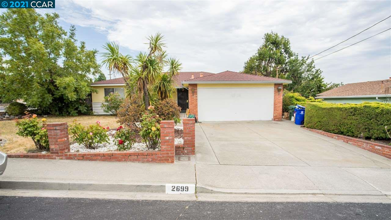 San Pablo Tara Hills. Lovely ranch home with 4 beds, 2 baths, dining and family room.  A corner lot property with 1579 sq ft on 7000 sf lot, a spacious front yard for gardening and low maintenance backyard with fruit bearing trees. This home offers loads of potential.  Sewer compliant since 2018. Home, Roof, and Termite Reports are already in file.