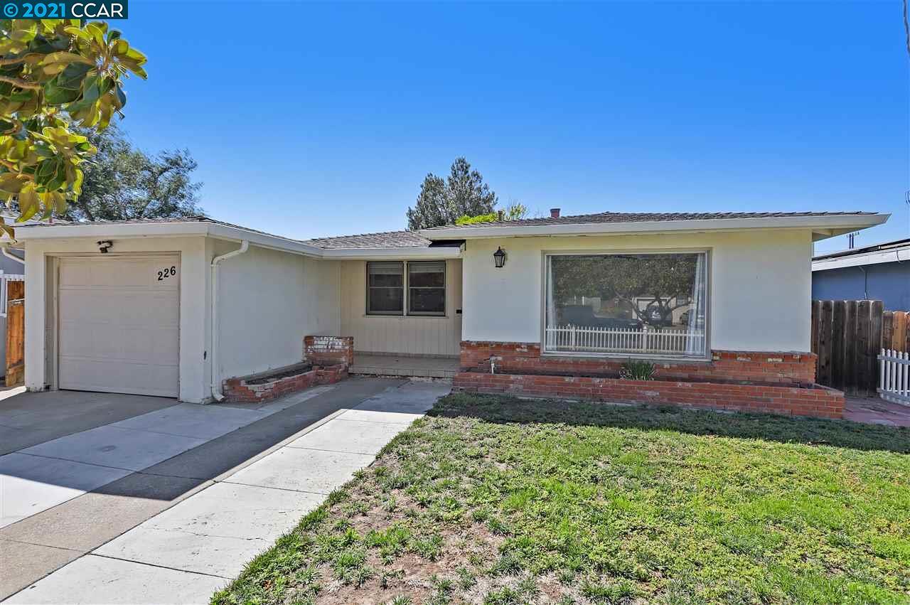 226 Dimaggio Ave, PITTSBURG, CA 94565