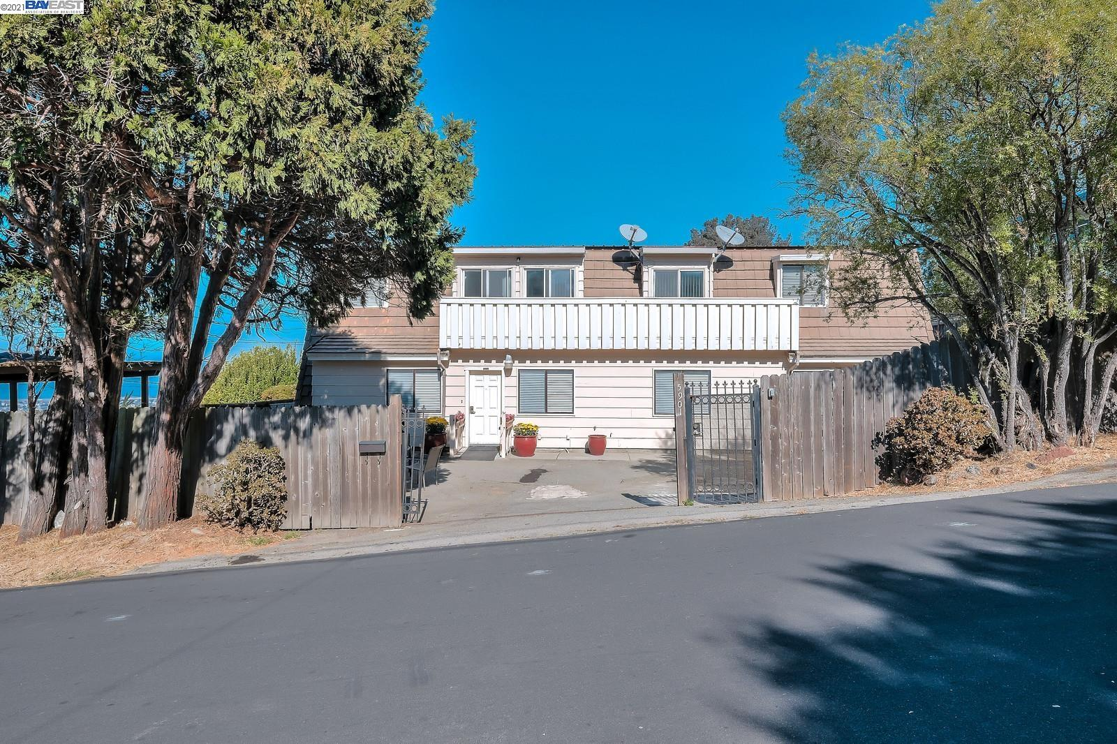 This wonderful move in condition property is listed at $350,000 below fair market value. Appraisal value $1,350,000. 9 bedrooms & 4 full baths single family with breathtaking panoramic bay views. Don't miss this newest and largest property in the neighborhood with a huge outdoor deck overlooking the bayviews. Huge potential for owner occupied dream homes, as well as for investor looking for opportunities on Airbnb or opening a 12 beds RCFE care home for seniors.