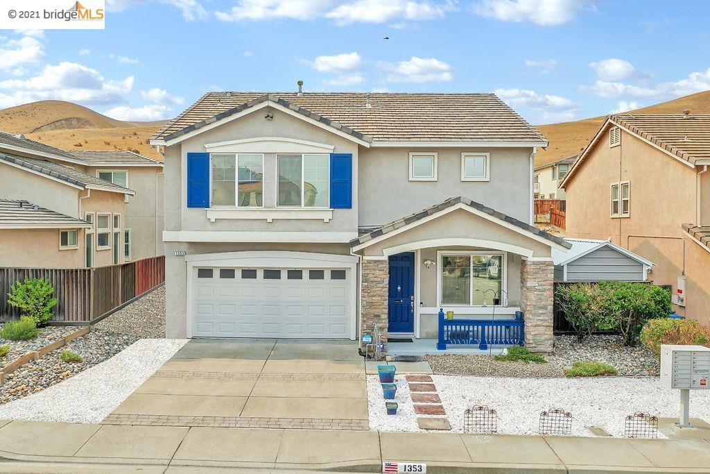 1353 Brooktrail Drive, PITTSBURG, CA 94565