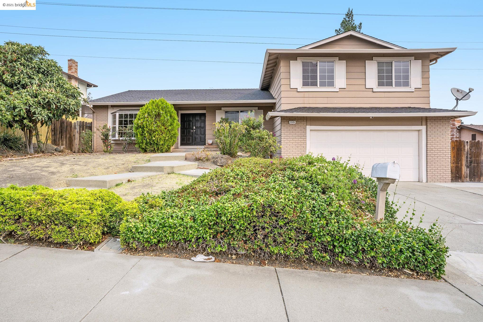 3326 Mountaire Drive, ANTIOCH, CA 94509