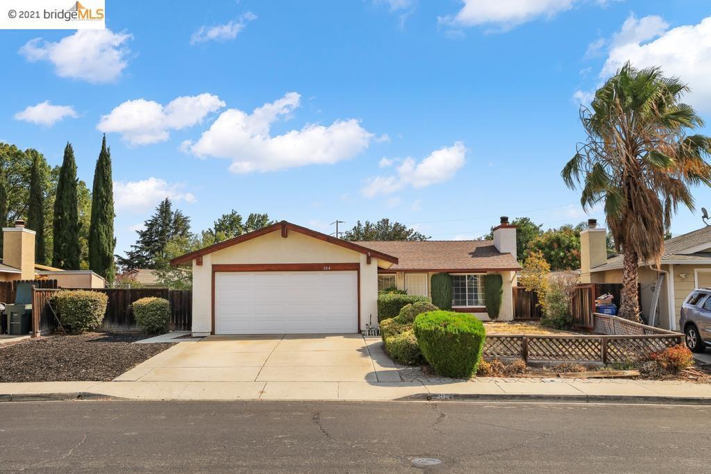 304 Lorenz Drive, OAKLEY, CA 94561