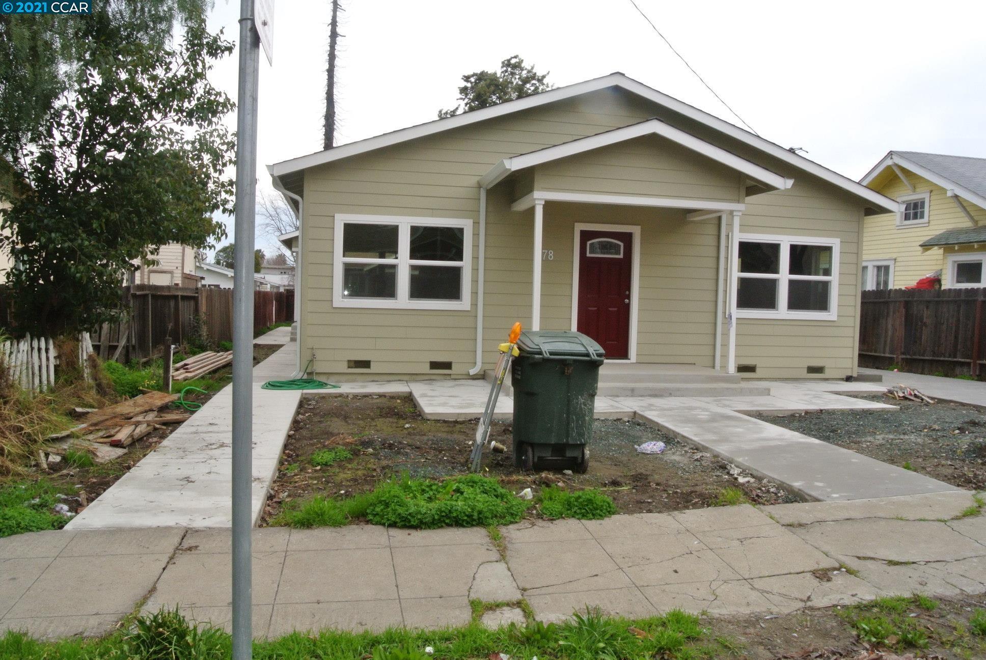 78 W 11Th St, PITTSBURG, CA 94565