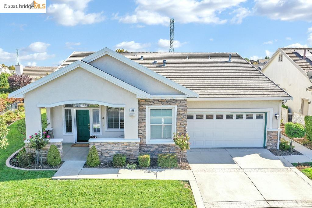 488 Summer Red, BRENTWOOD, CA 94513