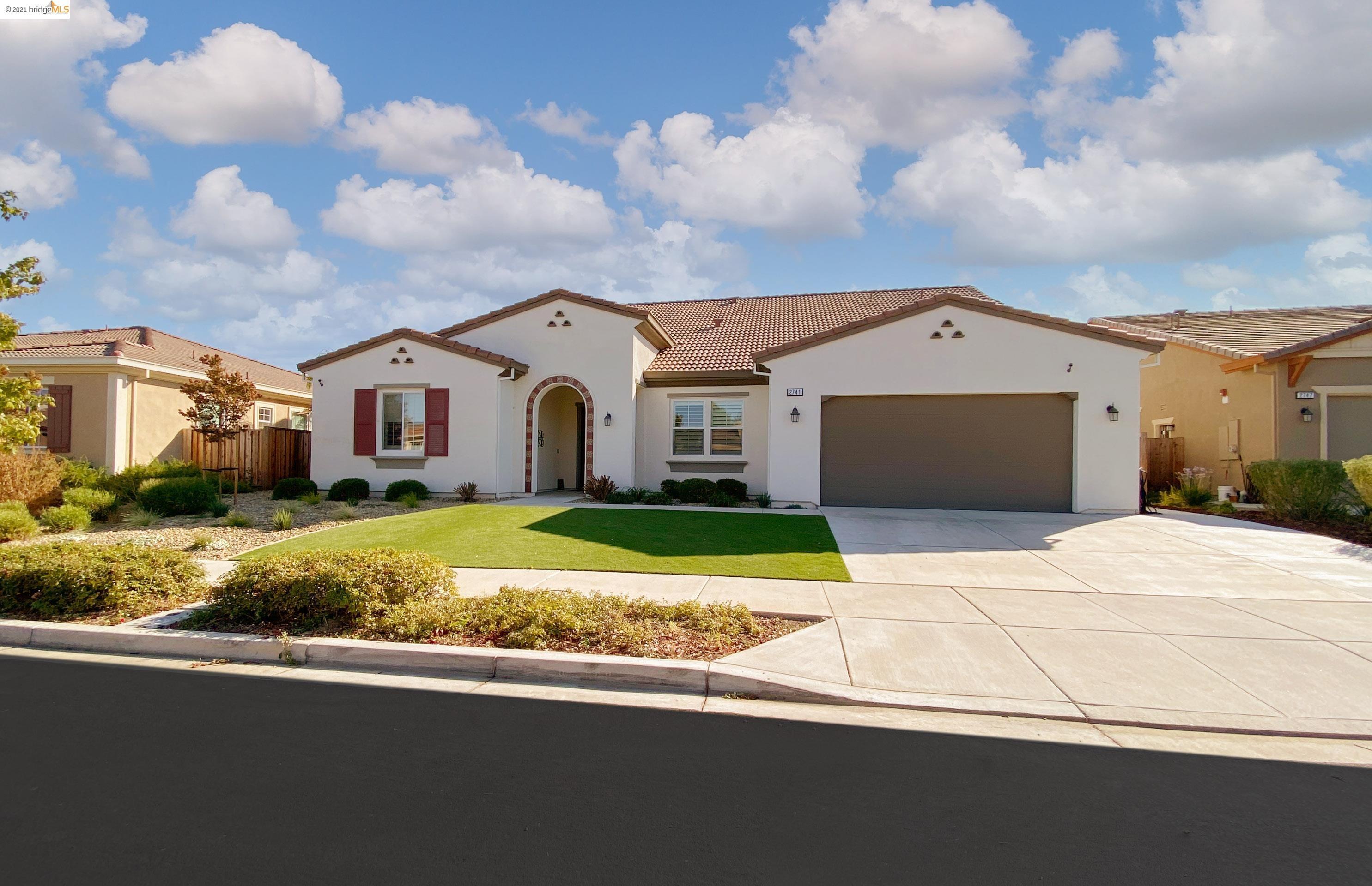 2741 Manresa Shore Ln, OAKLEY, CA 94561