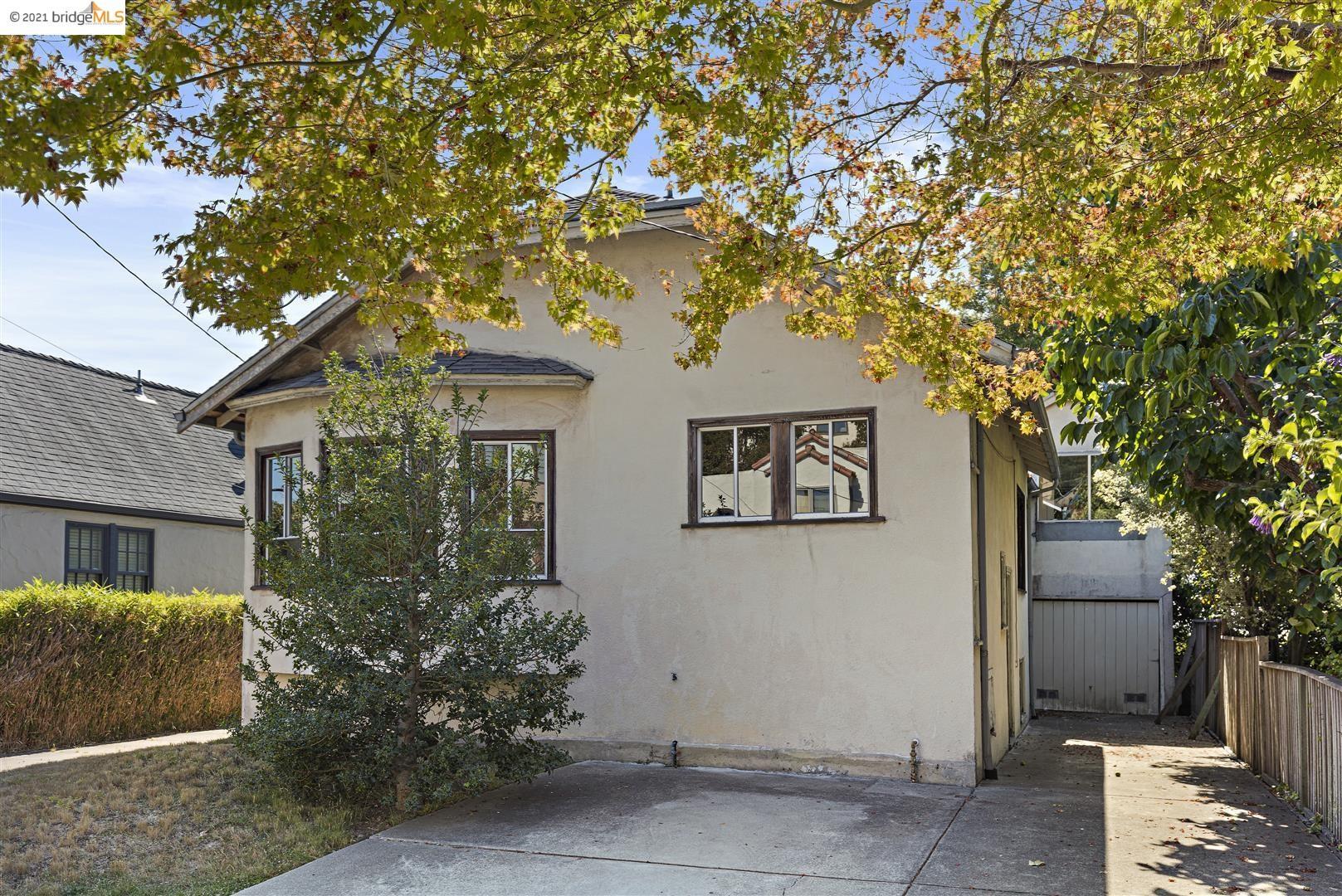 858 Santa Barbara Rd, BERKELEY, CA 94707