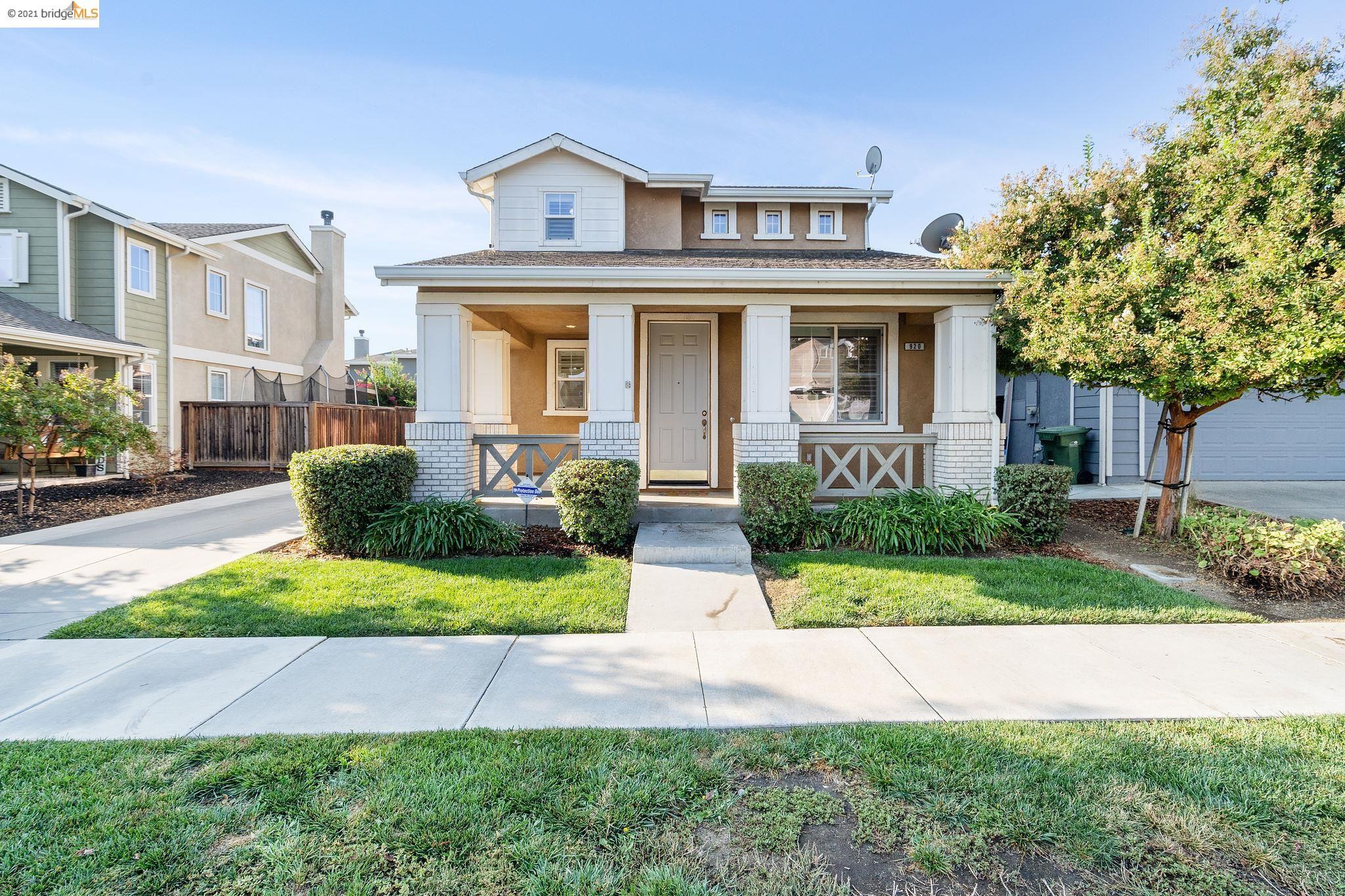 920 Sawyer Way, BRENTWOOD, CA 94513