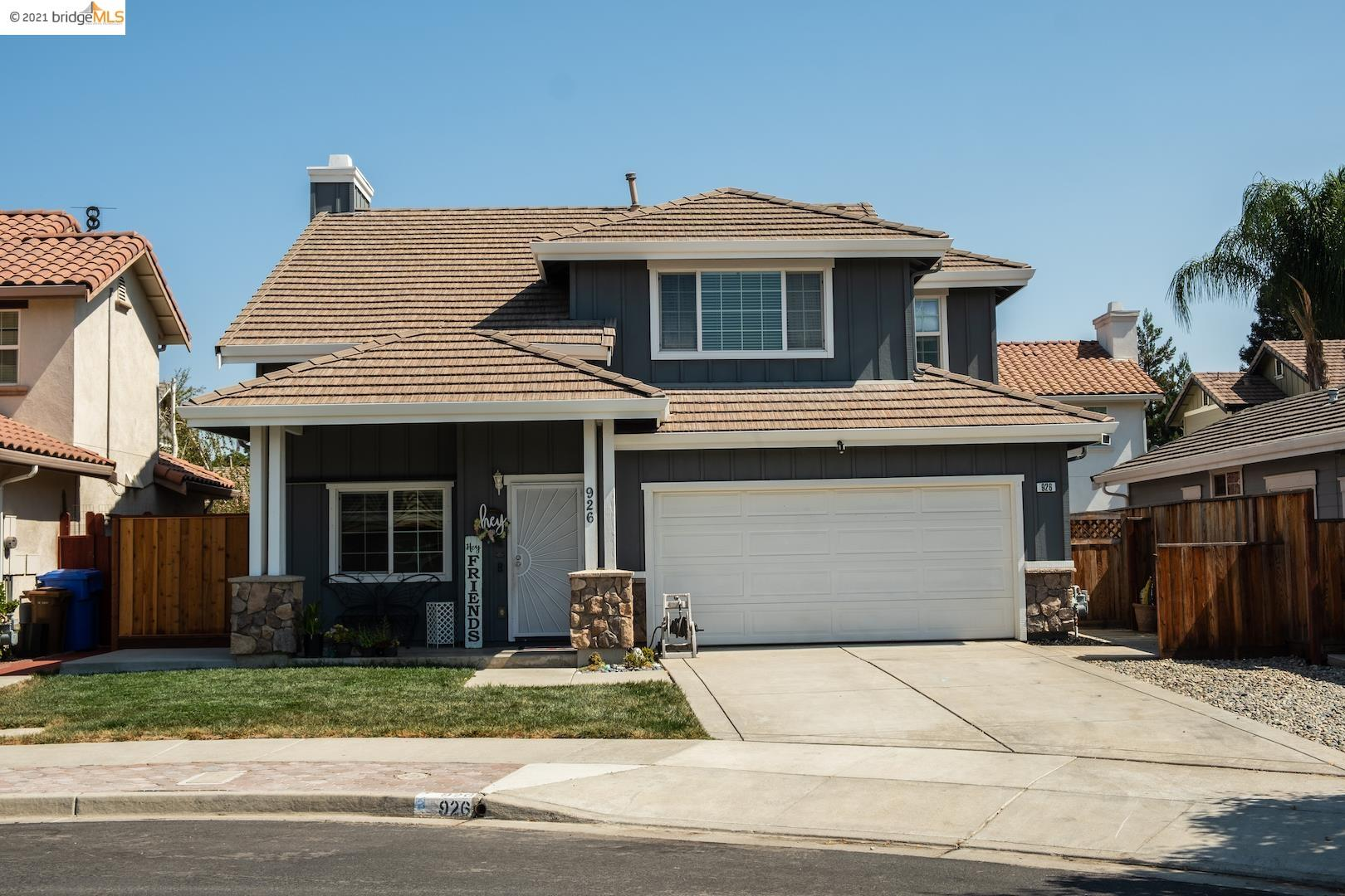 926 Outlook Ct, BRENTWOOD, CA 94513