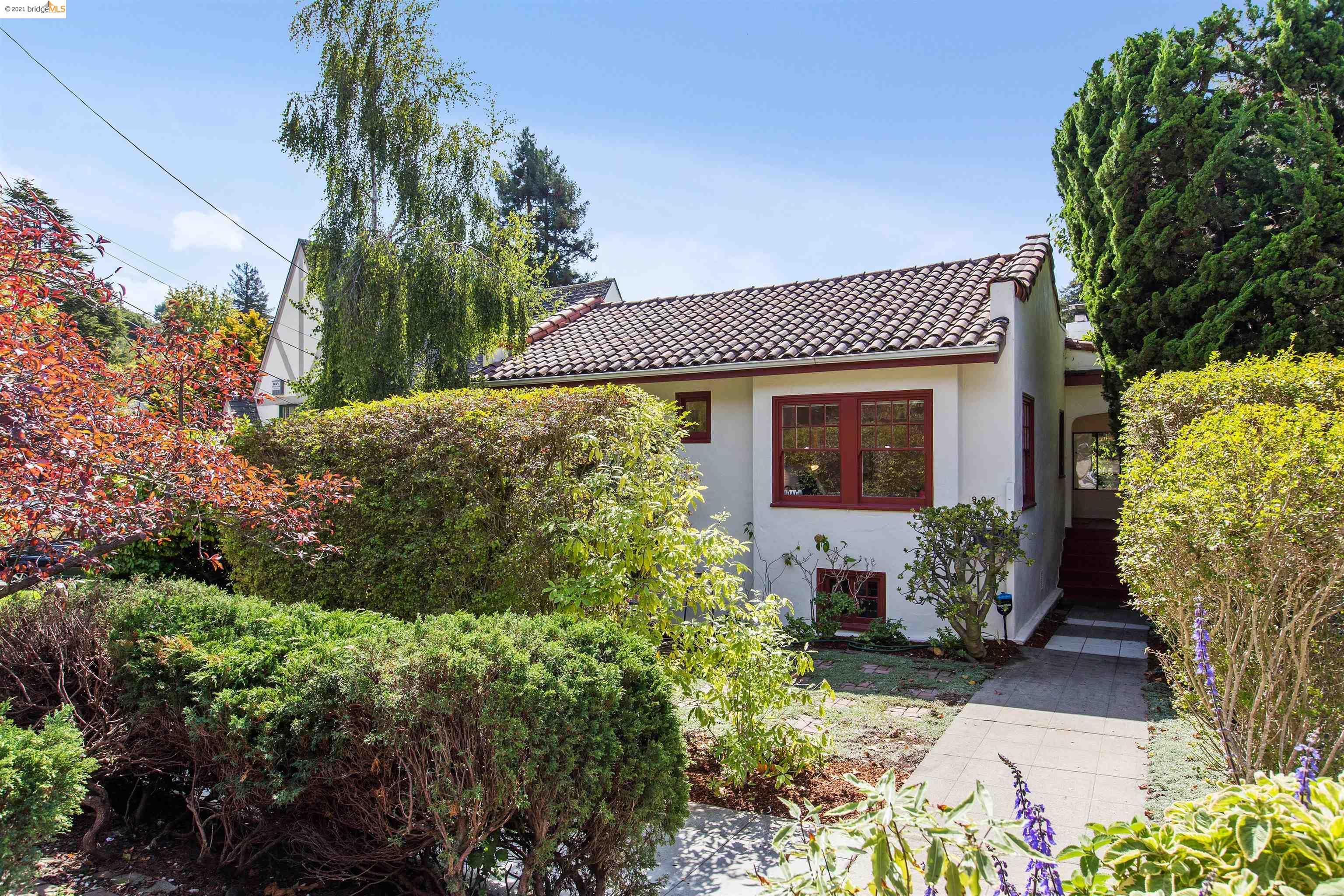 902 Euclid Ave, BERKELEY, CA 94708