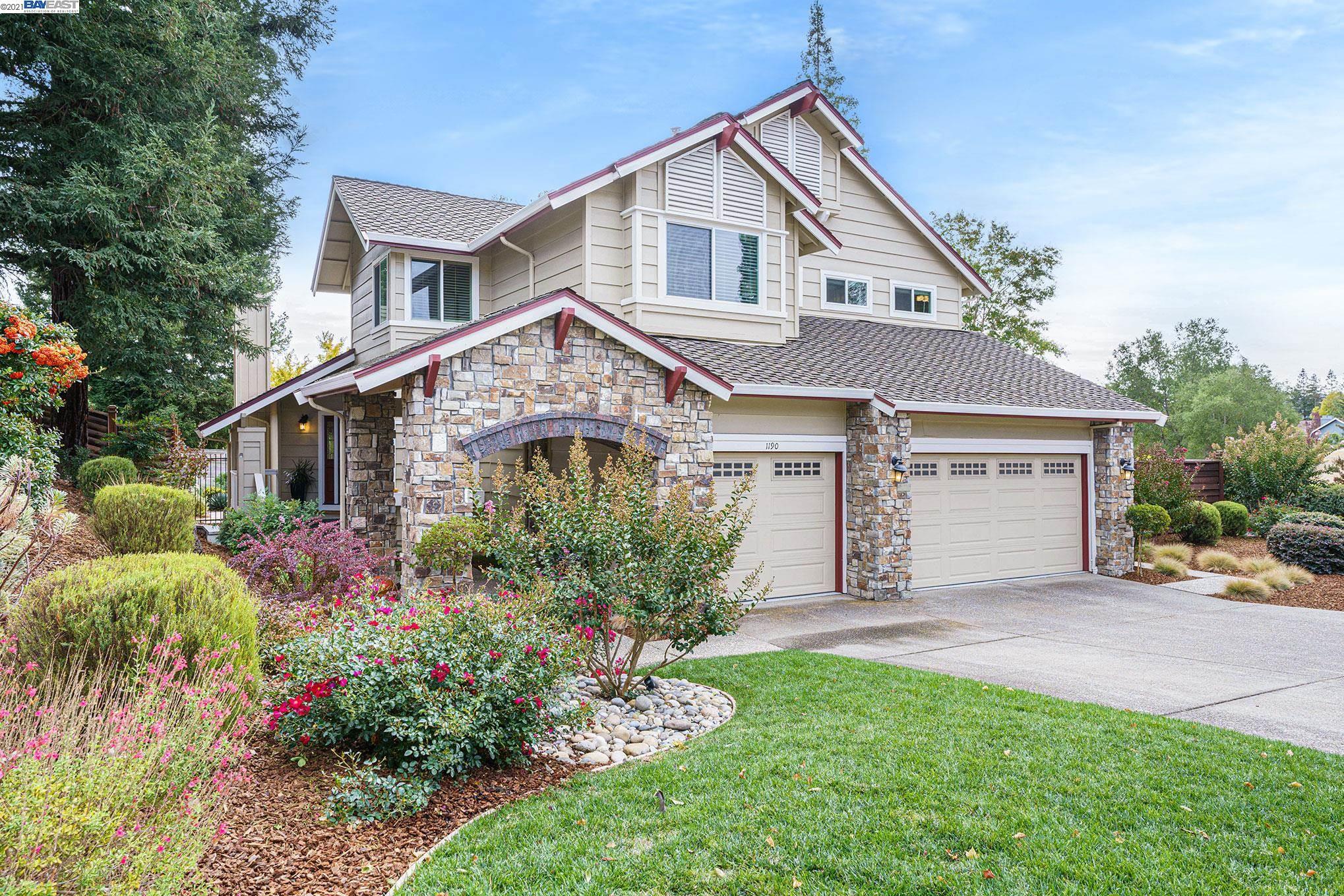 1190 CANYON SIDE AVE, SAN RAMON, CA 94583